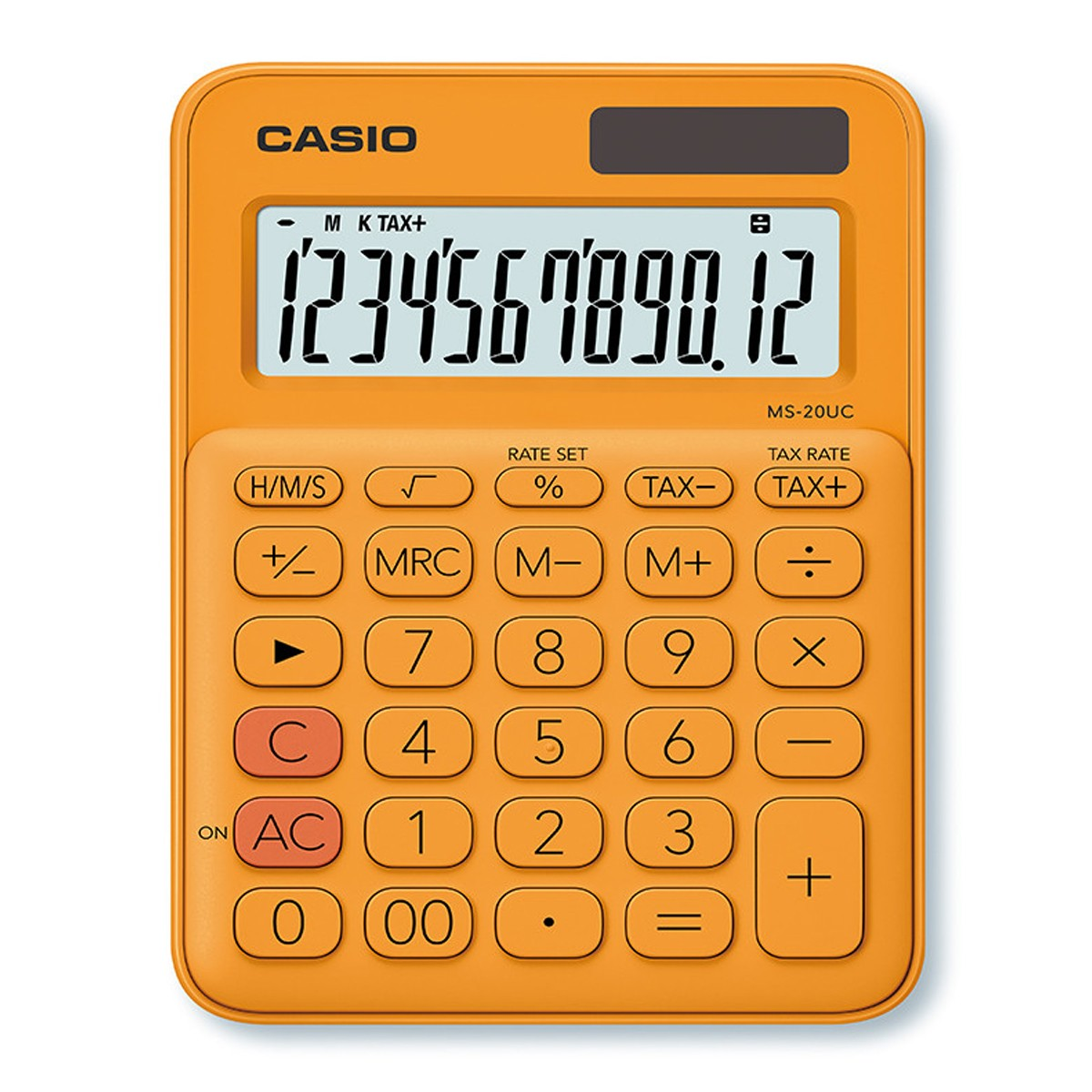 CASIO MS-20UC-RG Tischrechner